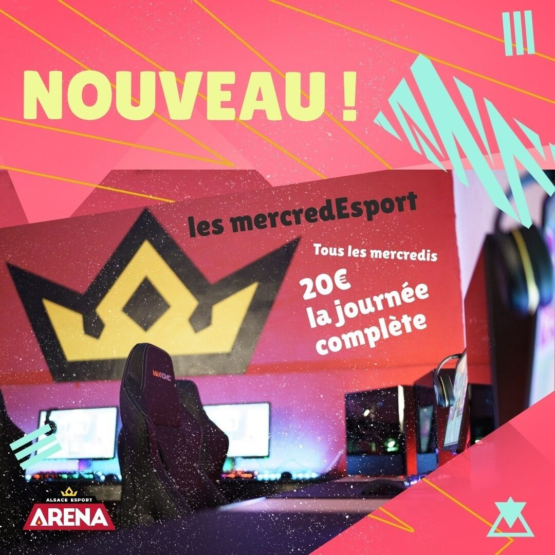 Image promotionnelle : MecredEsport